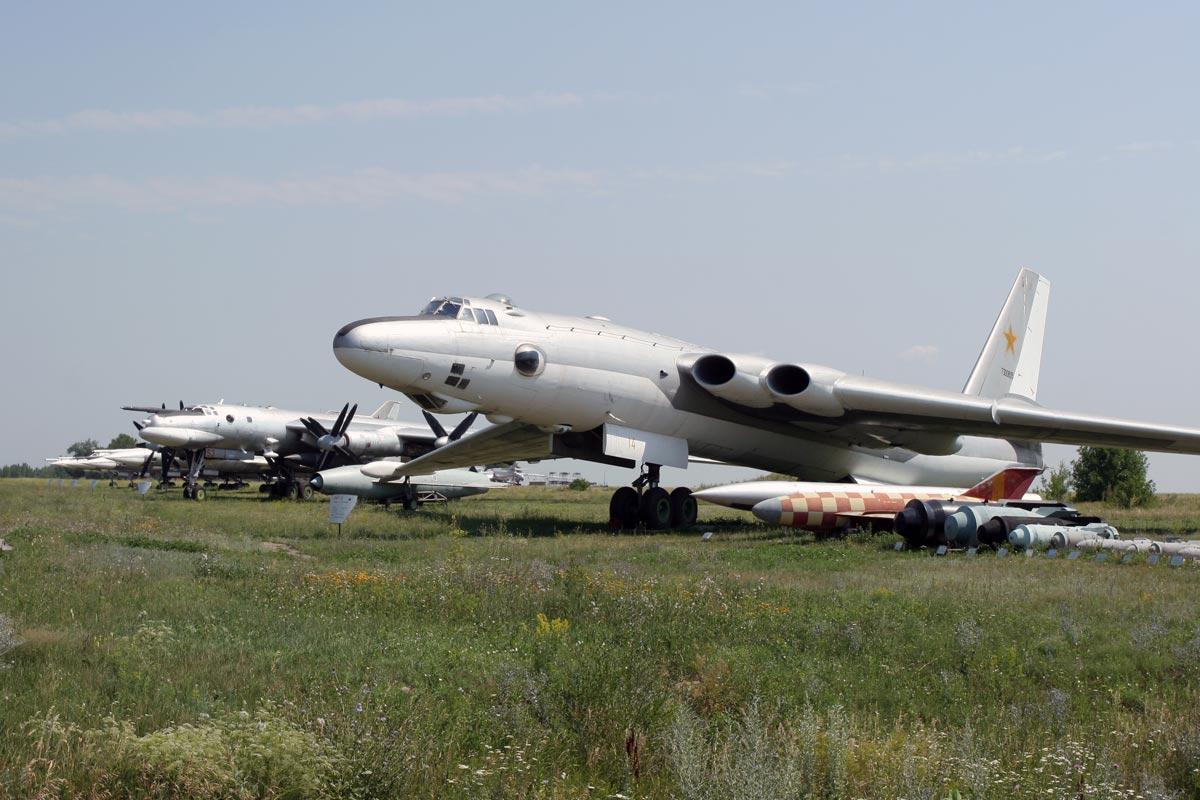 Экскурсия в Музей Дальней авиации г. Энгельс