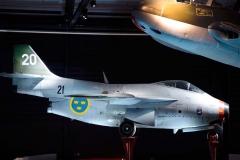 SAAB J.29 Tunnan