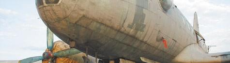 Ил-14. фото: Александр Добровольский