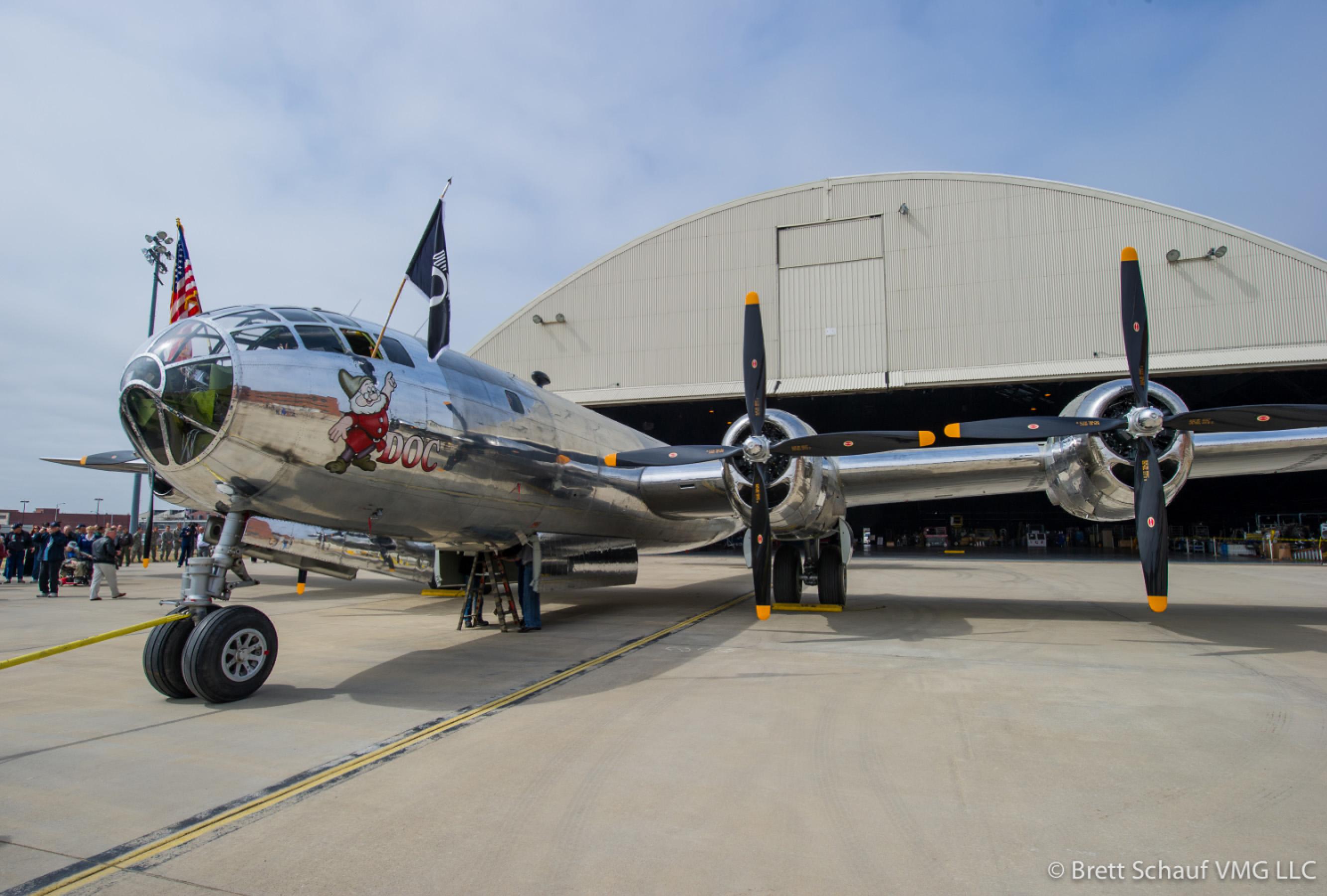 Выкатка B-29 Doc