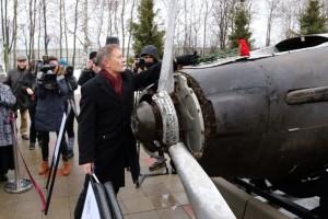 бронекорпус штурмовика Ил-2