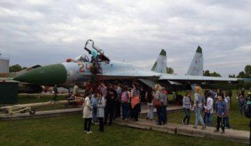 Су-27 в УГАТУ