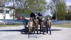 Вторую жизнь самолёту И-16 подарили реставраторы-энтузиасты из города Арсеньева